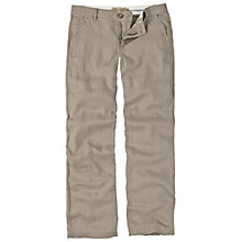 Buy Fat Face Linen Wide Leg Trousers Online at johnlewis.com