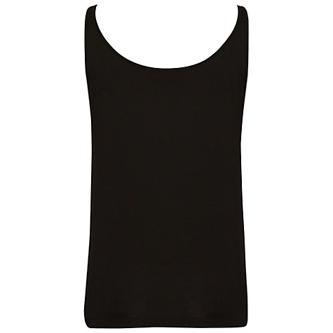 Buy Jaeger Jersey Camisole, Black Online at johnlewis.com