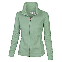 Buy Fat Face Mason Funnel Neck Sweatshirt, Green Online at johnlewis.com