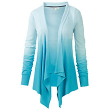 Buy Fat Face Waterfall Dip Dye Cardigan Online at johnlewis.com