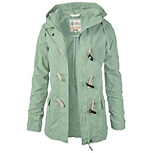 Buy Fat Face Rosanna Jacket, Green Online at johnlewis.com