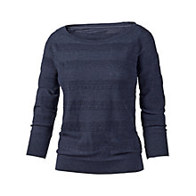 Buy Fat Face Lace Jumper Online at johnlewis.com