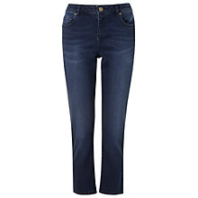 Buy Phase Eight Daisie Cropped Jeans, Indigo Online at johnlewis.com