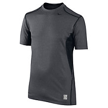 Buy Nike Boy's Hypercool Short Sleeve Top Online at johnlewis.com