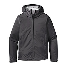 Buy Patagonia Torrentshell Jacket, Forge Grey Online at johnlewis.com