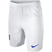 Buy Nike Junior England Home Shorts 2014 Online at johnlewis.com