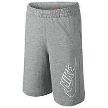 Buy Nike Boy's Futura Shorts Online at johnlewis.com