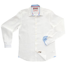 Buy Thomas Pink Malcolm Long Sleeve Shirt Online at johnlewis.com