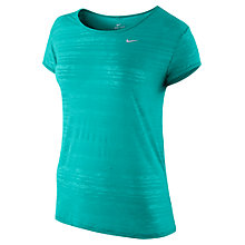 Buy Nike Dri-Fit Touch T-Shirt Online at johnlewis.com