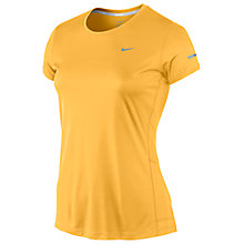 Buy Nike Miler Crew Neck T-Shirt Online at johnlewis.com