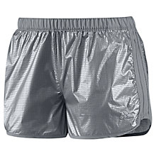 Buy Adidas Marathon 10 Shorts, Grey Online at johnlewis.com