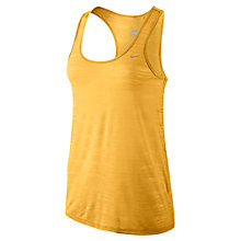 Buy Nike Dri-Fit Touch Tank Top Online at johnlewis.com