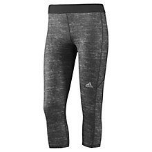 Buy Adidas Thermafit Climacool Capri Pants Online at johnlewis.com