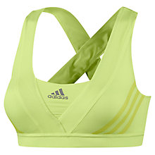 Buy Adidas Supernova Racer Sports Bra Online at johnlewis.com