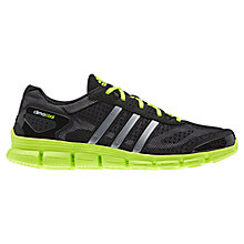 Buy Adidas Men's ClimaCool Fresh Cross Trainers, Black/Electricity Online at johnlewis.com