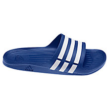 Buy Adidas Duramo Slides Slippers Online at johnlewis.com