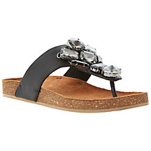 Buy Bertie Jellow Leather Embellished Sandals Online at johnlewis.com