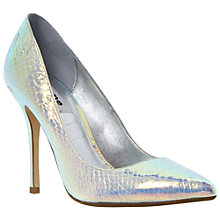 Buy Dune Burst Pointed Toe Heeled Court Shoes Online at johnlewis.com