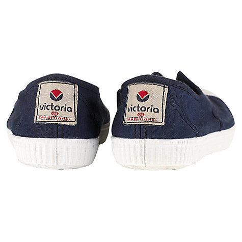 Buy Jigsaw Victoria Canvas Plimsolls Online at johnlewis.com