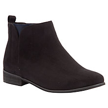Buy John Lewis Annie Chelsea Ankle Boots, Black Online at johnlewis.com