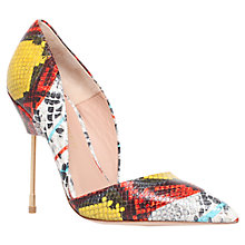 Buy Kurt Geiger Bond Stiletto Heels Online at johnlewis.com