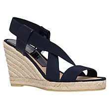 Buy Carvela Kot Heeled Wedges Online at johnlewis.com