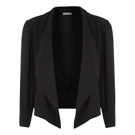 Buy Planet Waterfall Jacket, Black Online at johnlewis.com