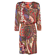 Buy Mango Paisley Print Dress Online at johnlewis.com