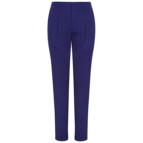 Buy NW3 By Hobbs Lawrence Chinos, Blue Online at johnlewis.com