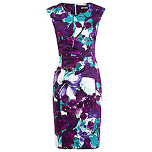 Buy Precis Petite Lily Floral Shift Dress, Multi Online at johnlewis.com