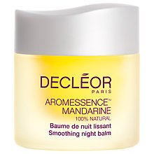 Buy Decléor Aromes Mandarine Night Balm, 15ml Online at johnlewis.com