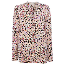 Buy Wishbone Cara Printed Cardigan, Multi Online at johnlewis.com