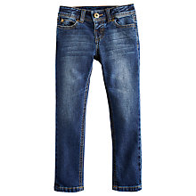Buy Little Joule Boys' Junior Ted Denim Jeans, Blue Online at johnlewis.com