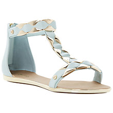 Buy Dune Jaffy Flat Sandals Online at johnlewis.com