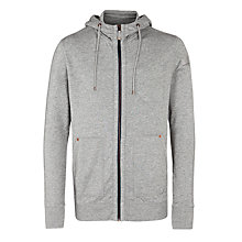 Buy BOSS Orange Ztylo Jersey Hoodie NO IMAGE, PUT INTO 941507 Online at johnlewis.com