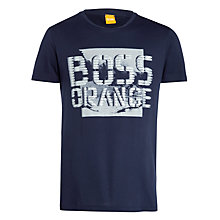 Buy BOSS Orange Tallinni T-Shirt Online at johnlewis.com