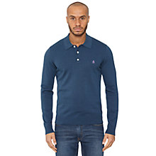 Buy Original Penguin Knitted Polo Shirt Online at johnlewis.com