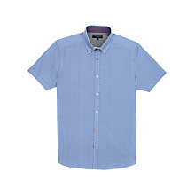 Buy Ted Baker Hexigan Print Short Sleeve Shirt Online at johnlewis.com