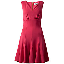 Buy Closet Jersey Dress, Pink Online at johnlewis.com