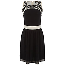 Buy Rise Olivia Dress, Black Online at johnlewis.com