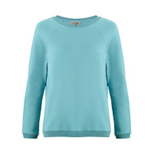 Buy Jigsaw Loopback Jersey Sweatshirt Online at johnlewis.com