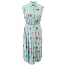 Buy Sugarhill Boutique Burrito Dress, Dusky Green Online at johnlewis.com