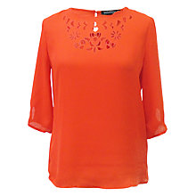 Buy Sugarhill Boutique Poppy Top, Coral Online at johnlewis.com