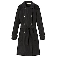 Buy Gérard Darel Trench Coat, Black Online at johnlewis.com