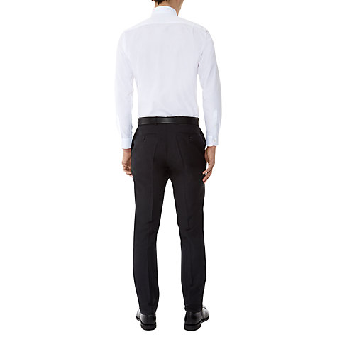 Buy Aquascutum Poplin Cotton Long Sleeve Shirt Online at johnlewis.com