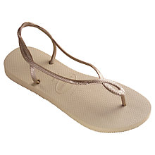 Buy Havaianas Luna Flip Flop Sandals Online at johnlewis.com