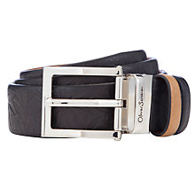 Buy Oliver Sweeney Cummersdale Leather Belt Online at johnlewis.com
