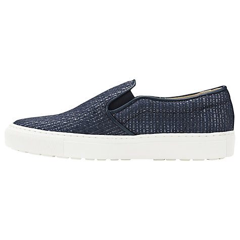 Buy Whistles Lena Slip On Trainers Online at johnlewis.com