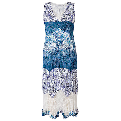 Buy Chesca Scribble Print Dress Online at johnlewis.com