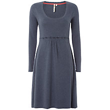 Buy White Stuff Knitted Dress, Atlantic Blue Online at johnlewis.com